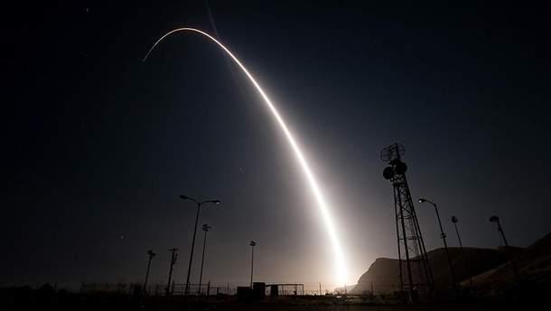 США провели испытание межконтинентальной ракеты Minuteman III