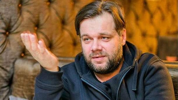 Мирослав Слабошпицький про Чорнобиль
