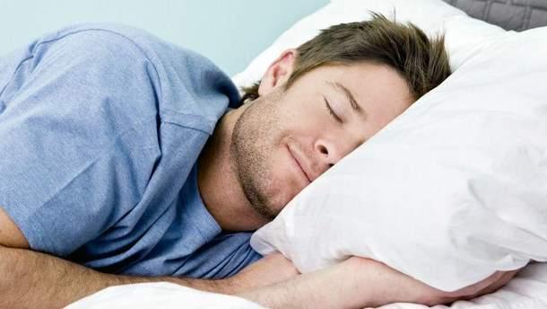 Сон допомагає схуднути