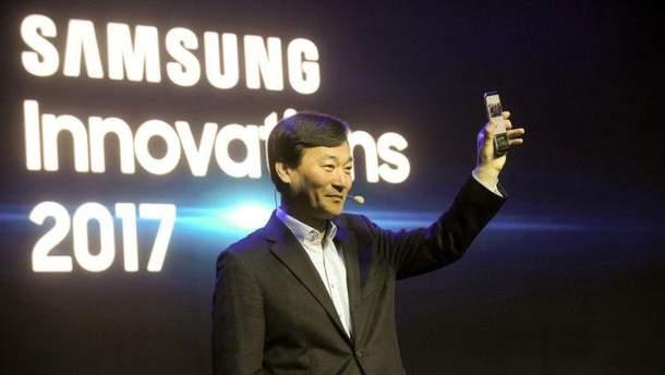Samsung  Galaxy S8 и S8+ уже  в Україні