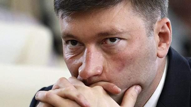 """Так называемый """"член крымского правительства"""" Заур Смирнов"""