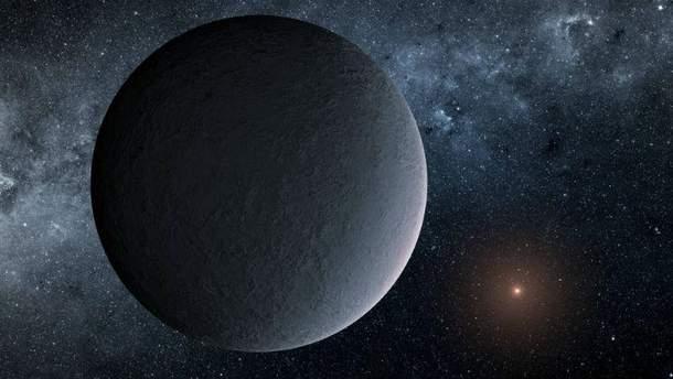 Нововідкрита планета