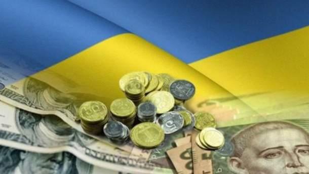 Державний борг України