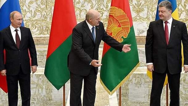 Чего ожидать Украине от Александра Лукашенко?
