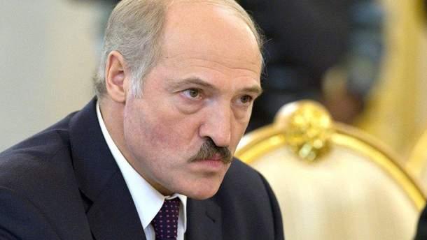 В Украине с визитом побывал Александр Лукашенко
