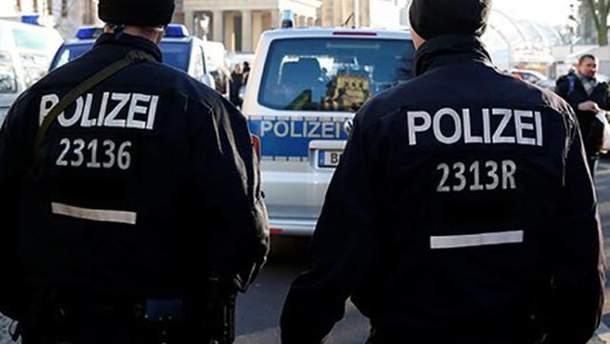Стрельба в Берлине