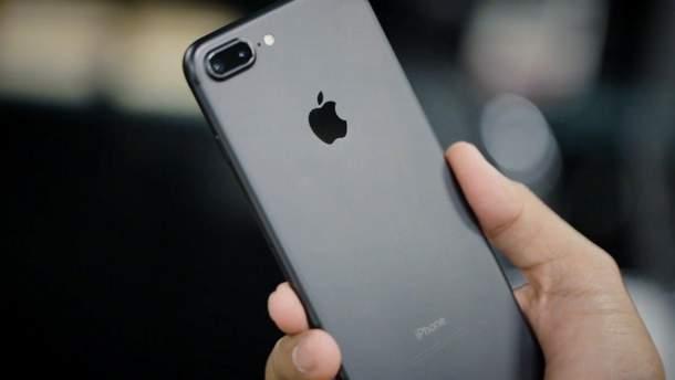 iPhone 7 Plus вибухнув посеред ночі