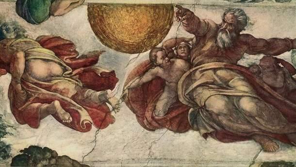 Опубліковано невідоми роботи Мікеланджело