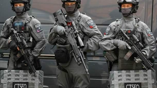 Лондонська поліція