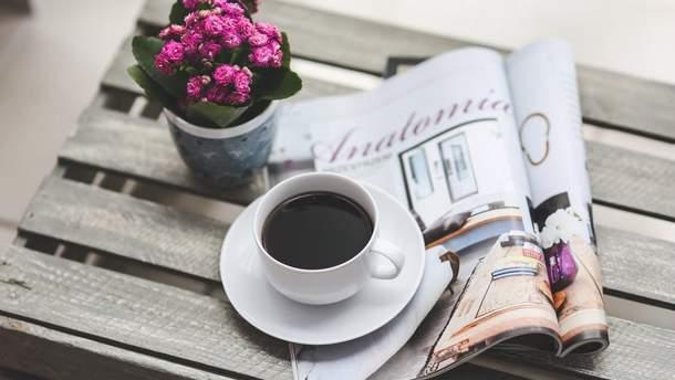 Чем заменить кофе утром