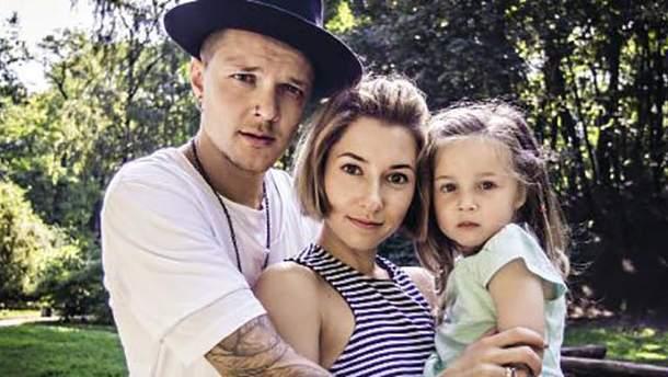 Женя Галич став батьком вдруге