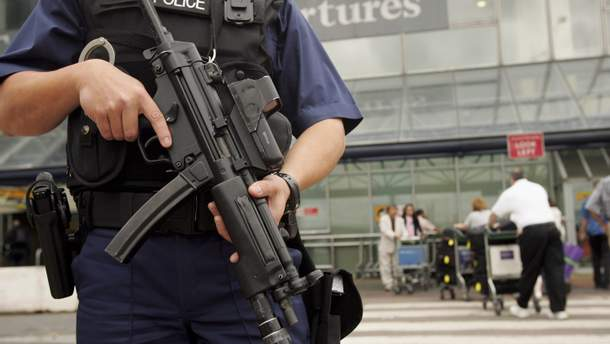 Поліція відвернула теракт