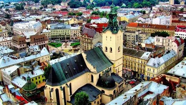 Львів на травневі – дуже популярний серед українців