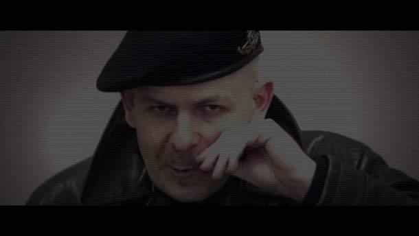 """Кадр из фильма """"Олесь Бузина: жизнь вне времени"""""""