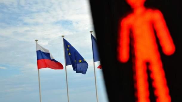 Шесть стран ЕС сомневаются в целесообразности продолжения санкций против России