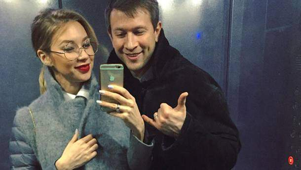 Дмитрий Ступка и Полина Логунова стали родителями