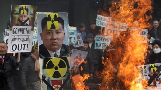 Кім Чен Ин – ядерна загроза світу