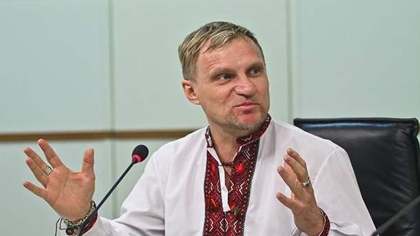 Олег Скрипка сделал новое заявление об Украине и России