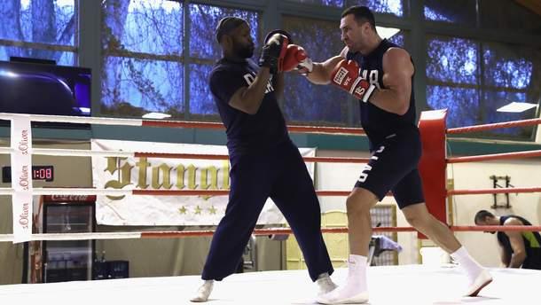 Джонатон Бэнкс хочет, чтобы Владимир Кличко был одним из лучших боксеров в истории