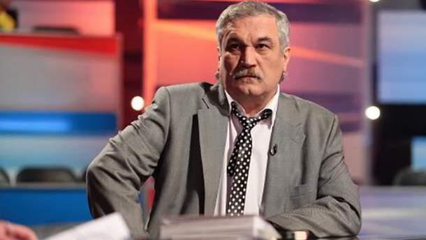 Василь Шкляр висловився проти повернення Україні Криму та Донбасу