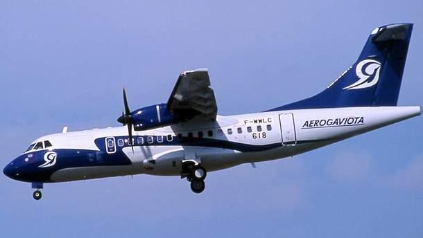 Літак Aerogaviota