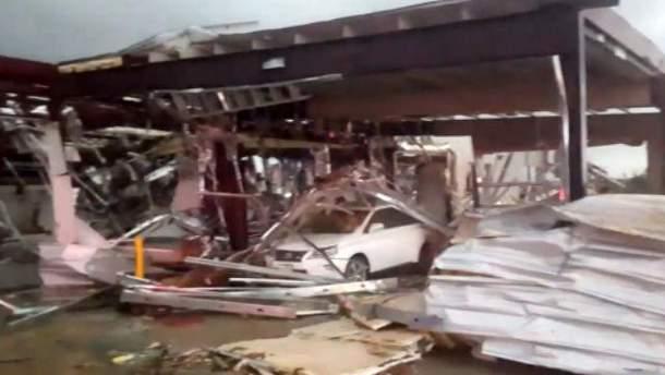 Наслідки торнадо