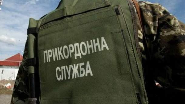 Пограничники задержали подозрительных иностранцев