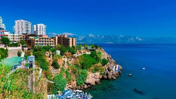 Курорт в Анталии