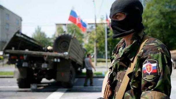 Боевики снова применили зенитно-ракетные комплексы