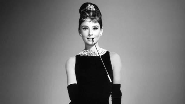5 секретів стилю Одрі Хепберн