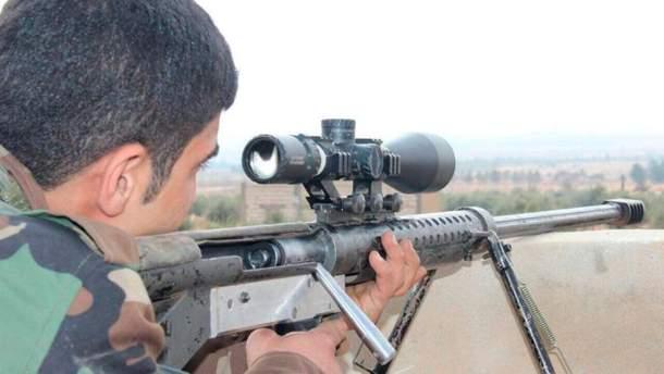 Бойовики в Сирії користуються обладнанням, виготовленим у Росії (ілюстрація)