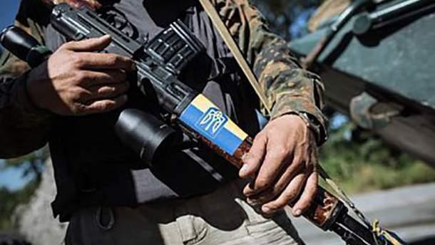 Бійці АТО отримали поранення внаслідок обстрілів бойовиків