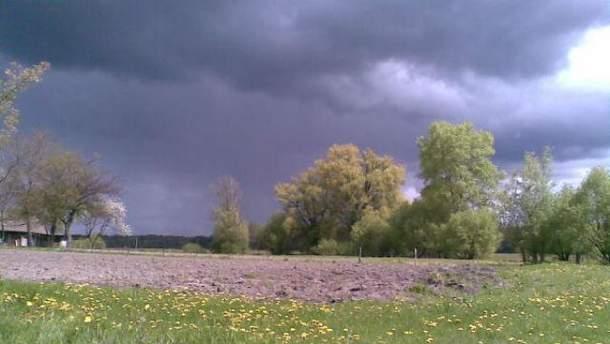 Прогноз погоди на 7 травня: на заході пройдуть грози