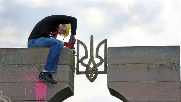 За три года в Польше осквернили 15 украинских памятников