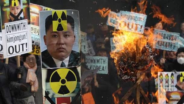 КНДР звинуватила ЦРУ у підготовці вбивства Кім Чен Ина