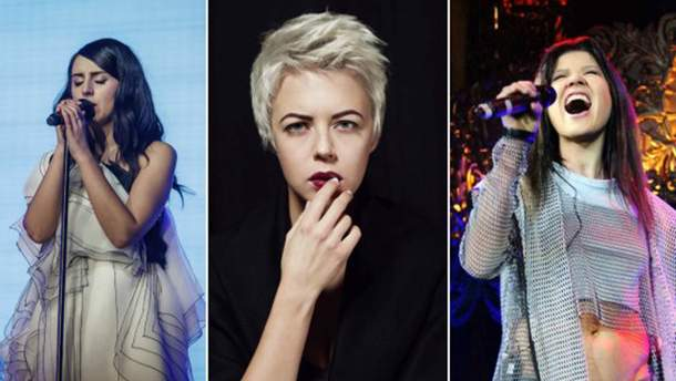 Почему за выступления на Евровидении-2017 украинским певицам назначены большие гонорары
