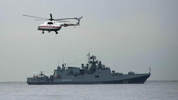 Россиянам не удалось захватить украинское судно (Иллюстрация)