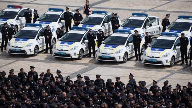 Правоохранители будут патрулировать Киев