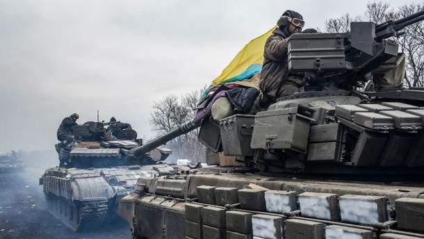 Украинские военные в зоне АТО, Авдеевка
