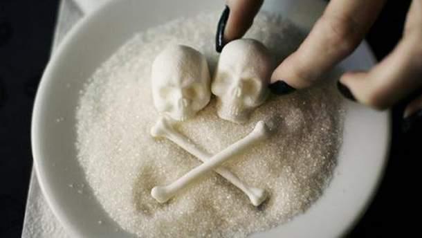 Чому цукор небезпечний