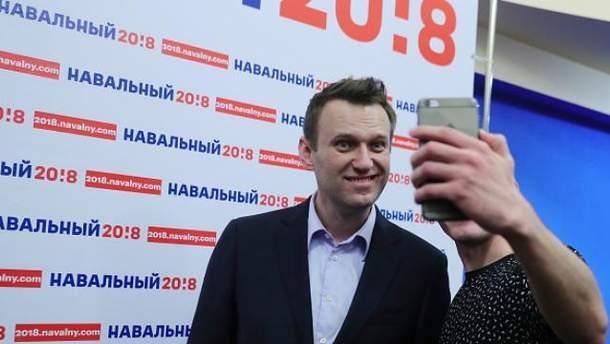 Навальний поїхав на лікування в Барселону