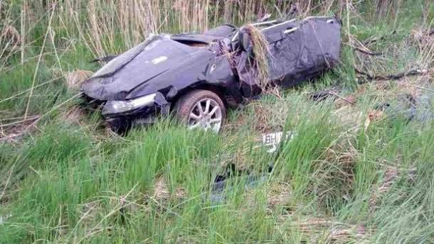 Страшна аварія на Київщині
