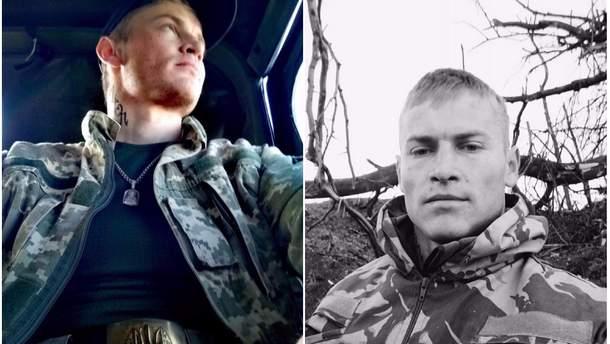 Український морпіх загинув від кулі снайпера