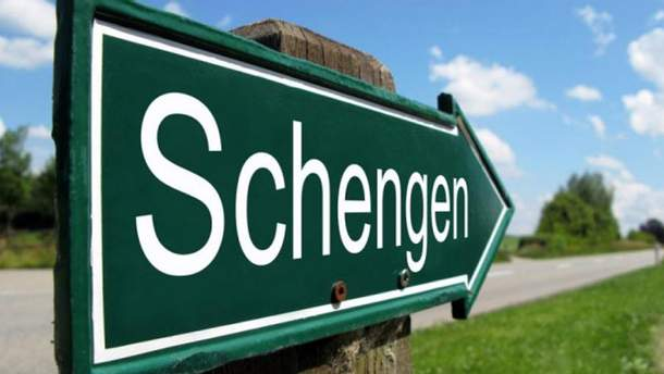 Італія призупиняє діяльність Шенгену на своїй території