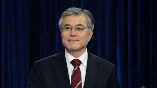Новоизбранный президент Южной Кореи