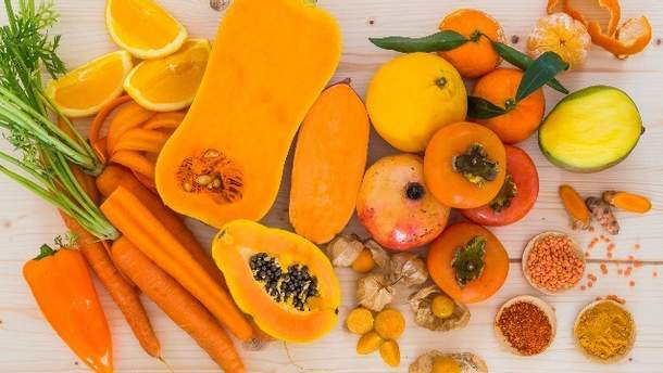 Додайте до раціону моркву, яка багата на вітамін А