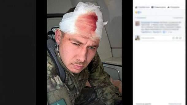 У Дніпрі побили ветерана АТО