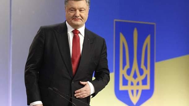 Петр Порошенко обновил свою декларацию о доходах