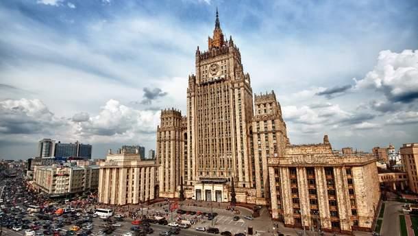 На безвізовий режим України з ЄС відреагували у Міністерстві закордонних справ РФ