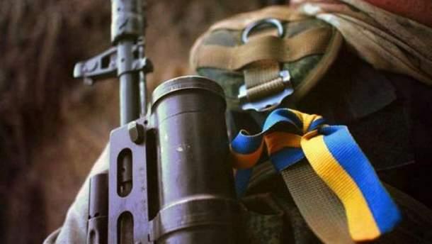 Украина понесла потери на Донбассе